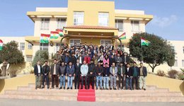Scientific visit to the students of the Fourth Year / Department of Law to the Reform Institutions for Senior in Dohuk