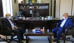 Deepening ties between Nawroz and Duhok Universities!